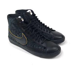 [Nike] Blazer MID Metallic Size 8 Women's